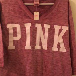 Ca pink top